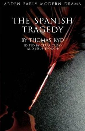 Cover of The Spanish Tragedy