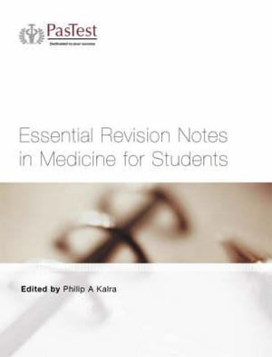 Cover of Essential Revision Notes in Medicine for Students