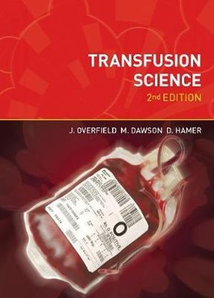 Cover of Transfusion Science