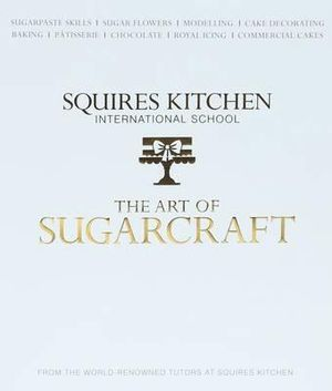 Cover of The Art of Sugarcraft