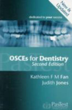 Cover of OSCEs for Dentistry