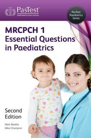 Cover of MRCPCH 1