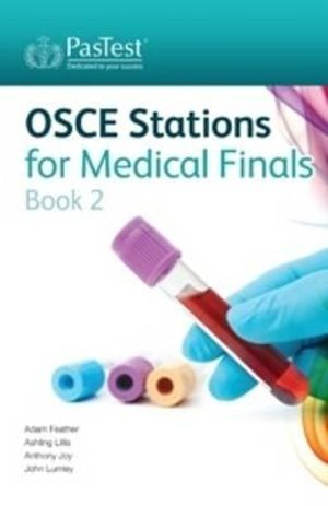 Cover of OSCE Stations for Medical Finals