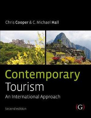 Cover of Contemporary Tourism