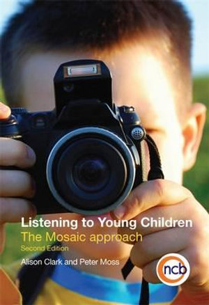 Cover of Listening to Young Children