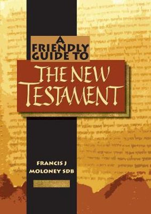 Cover of A Friendly Guide to the New Testament