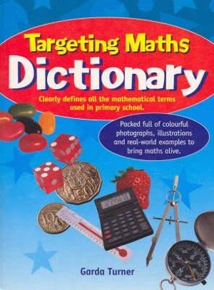Cover of Targeting Maths Dictionary