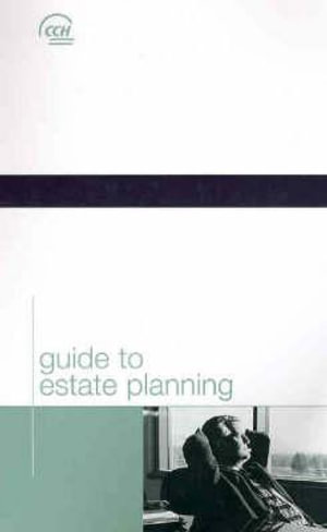 Cover of Guide to Estate Planning