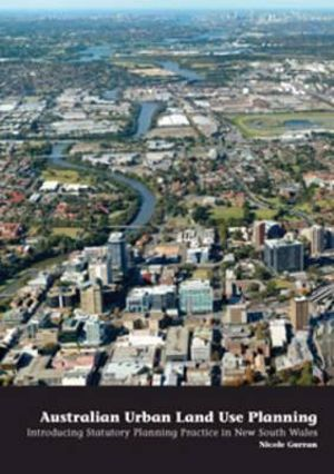 Cover of Australian Urban Land Use Planning