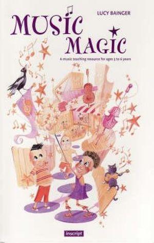 Cover of Music Magic