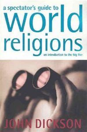 Cover of A Spectator's Guide to World Religions