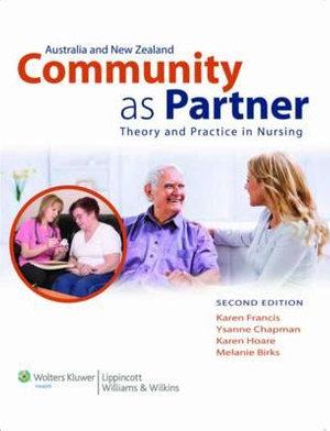 Cover of Australia & New Zealand Community As Partner