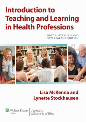 Cover of Introduction to Teaching and Learning in Health Professions