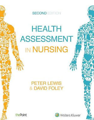 Cover of Health Assessment in Nursing