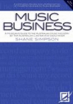 Cover of Music Business