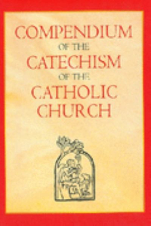 Cover of Compendium of the Catechism of the Catholic Church