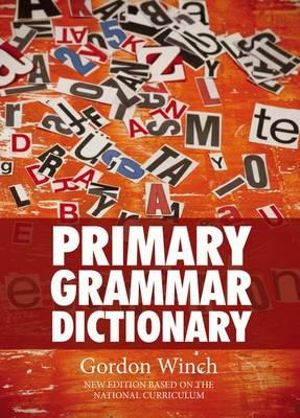 Cover of Primary Grammar Dictionary