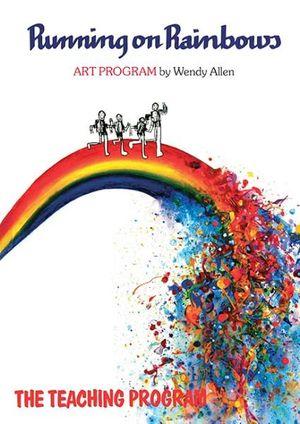Cover of Running on Rainbows Art Program