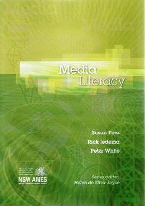 Cover of Media Literacy