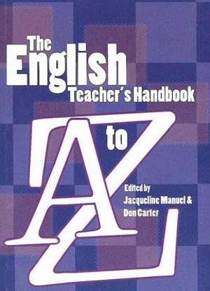 Cover of The English Teacher's Handbook A to Z