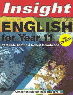 Cover of English for Year Eleven