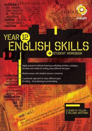 Cover of Year 12 English Skills