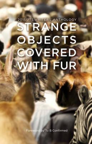 Cover of Strange Objects Covered with Fur