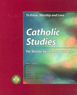 Cover of Catholic Studies for Senior Secondary Students