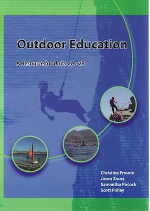 Cover of Outdoor Education 2A-2B