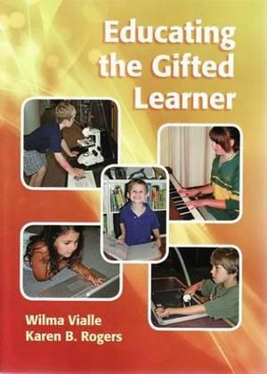 Cover of Educating the Gifted Learner