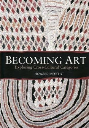 Cover of Becoming Art