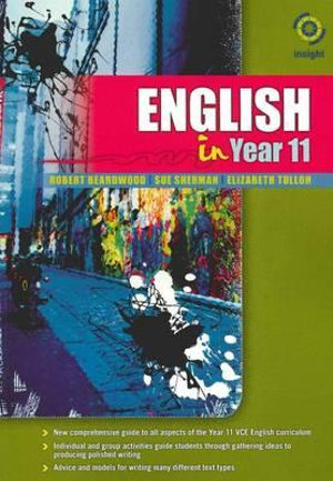 Cover of English in Year 11