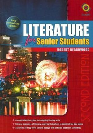 Cover of Literature for Senior Students
