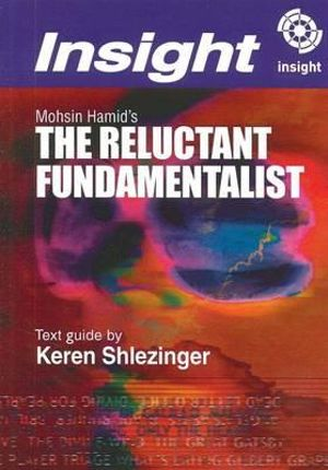 Cover of Mohsin Hamid's The Reluctant Fundamentalist