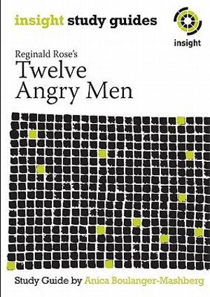 Cover of Twelve Angry Men
