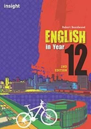 Cover of English in Year 12