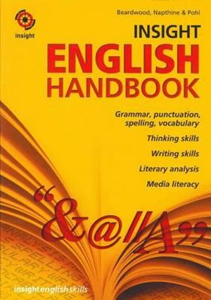Cover of Insight English Handbook