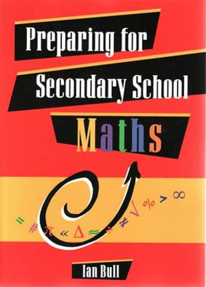 Cover of Preparing for Secondary School Maths