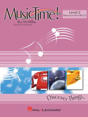 Cover of MusicTime!
