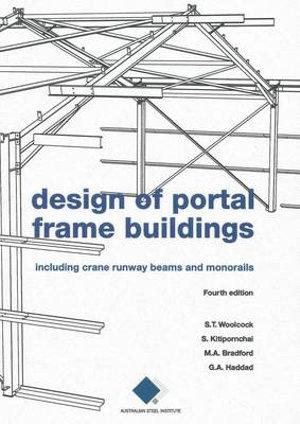 Cover of Design of Portal Frame Buildings
