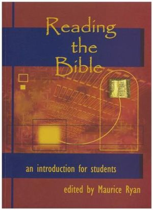 Cover of Reading the Bible