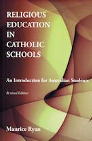 Cover of Religious Education in Catholic Schools