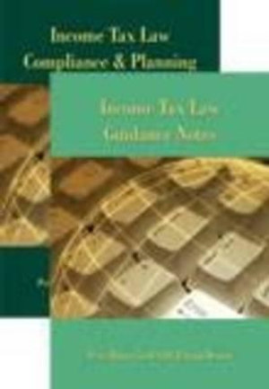 Cover of Income Tax Law Compliance and Planning