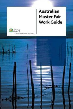 Cover of Australian Master Fair Work Guide