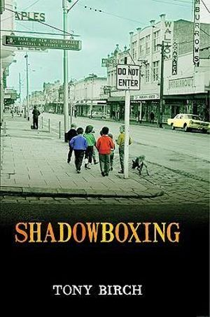 Cover of Shadowboxing
