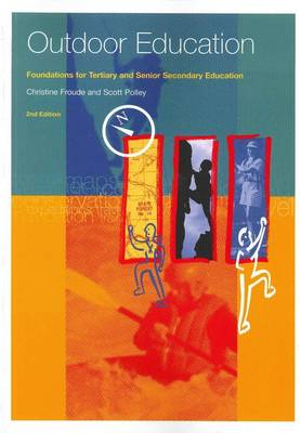 Cover of Outdoor Education Foundations