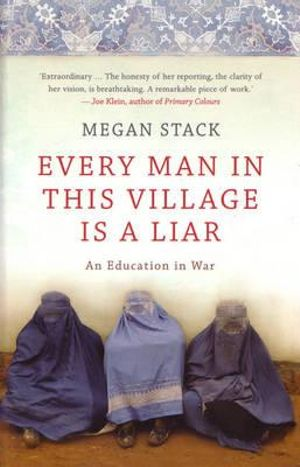Cover of Every Man in this Village is a Liar