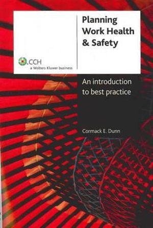Cover of Planning Work, Health and Safety: a guide to workplace risk management