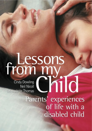 Cover of Lessons from My Child
