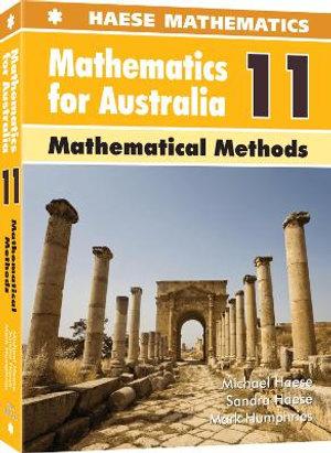 Cover of Mathematics for Australia 11